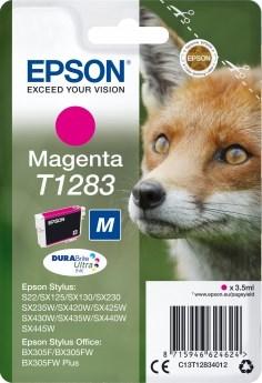 К-ж Epson T1283 Magenta для S22/SX125 ориг. - фото 6395