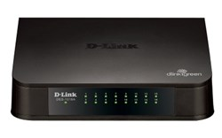 E-net Switch 16 port D-Link DES-1016A/E1B (16 UTP) 10/100 Mbps - фото 6409