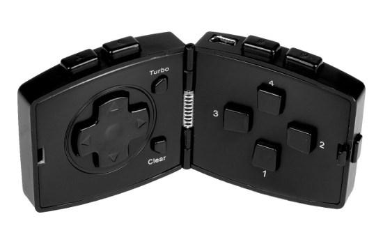 Геймпад складной игровой ION Audio GoPad USB (PC) GO PAD - фото 6538