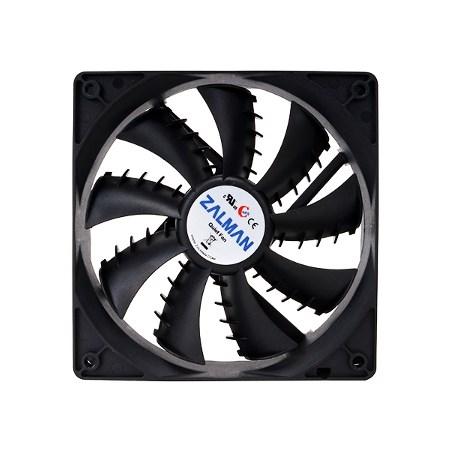 Вентилятор Zalman ZM-F2 Plus (SF) 92x92x25мм, 3-pin, 20-23дБ, 1500 об/мин - фото 6762