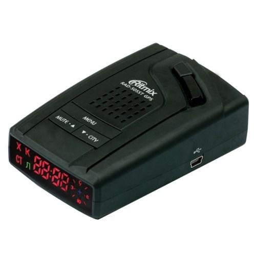 Радар-детектор Ritmix RAD-505ST (GPS, X/K/Ka/Laser/Ultra-Х/Ultra-К, Стрелка-СТ/Робот/Крис-П/Арена/Рапира и др.) - фото 6809