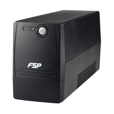 ИБП FSP FP800 (800VA, AVR, 2 евророзетки под вилку Schuko CEE 7/7) (PPF4800402) - фото 6841