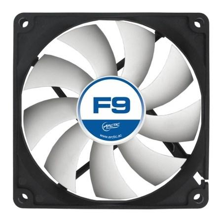 Вентилятор ARCTIC F9 PWM PST 92x92x25mm (AFACO-090P0-GBA01/ACFAN00071A) - фото 6901