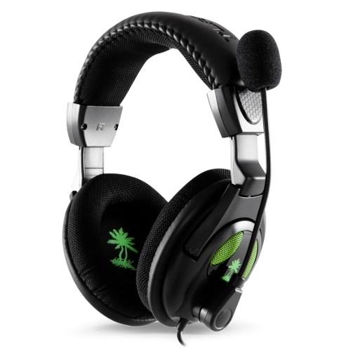 Turtle Beach Ear Force X12 PC/XBox360 3.5мм, USB-питание, встр. усилитель, шнур 4.87м (TBS-2257-01) - фото 7128