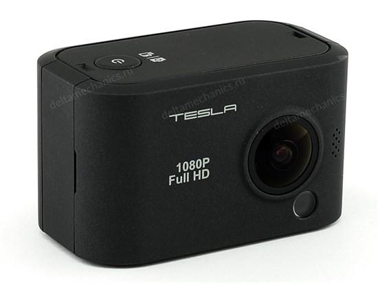 "Экшн-видеокамера Tesla Action X5 (Ambarella A2, 1.5"", 1920x1080@30fps, 2ч, 80г) - фото 7220"