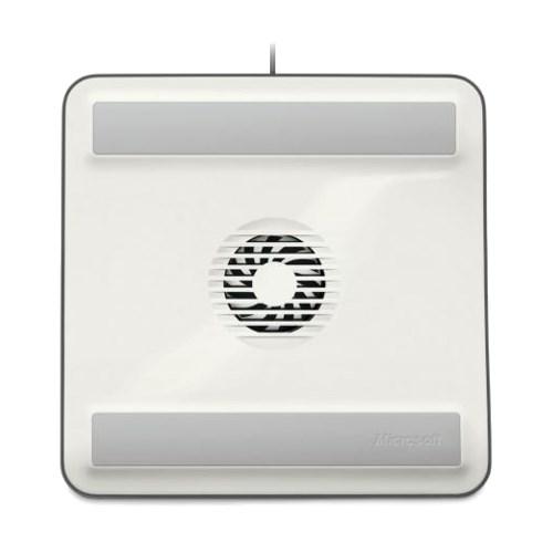 Подставка (охлаждение) для ноутбука Microsoft Notebook Cooling Base, USB, White (Z3C-00002) - фото 7467