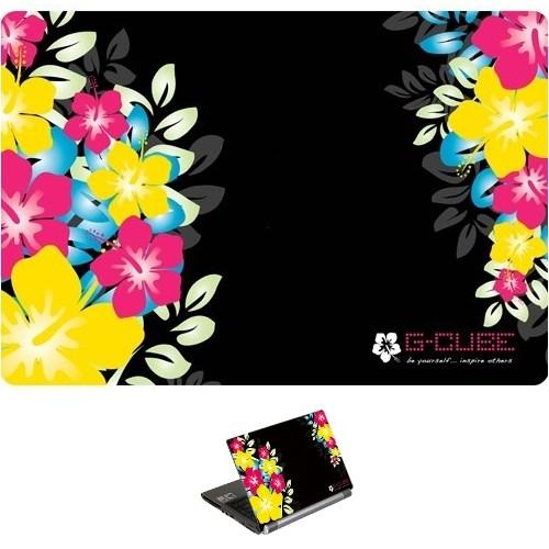 """Наклейка для ноутбука 13-15"""" G-Cube Aloha Night GSA-15N - фото 7471"""