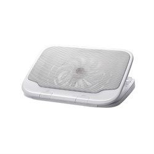 "Подставка (охлаждение) для ноутбука Floston AirGear5 15.4"", белый, USB - фото 7517"