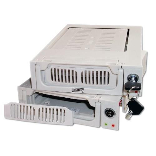 Мобильное шасси для HDD 3.5 SATA Digitus DA-50214-A White - фото 7522
