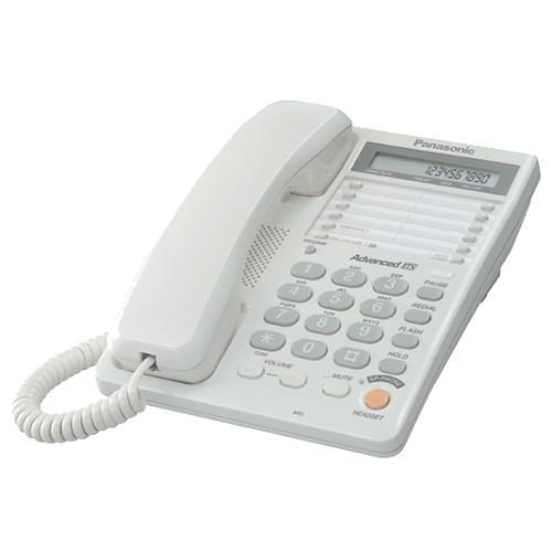 Телефон Panasonic KX-TS2365RUW (белый) - фото 7540