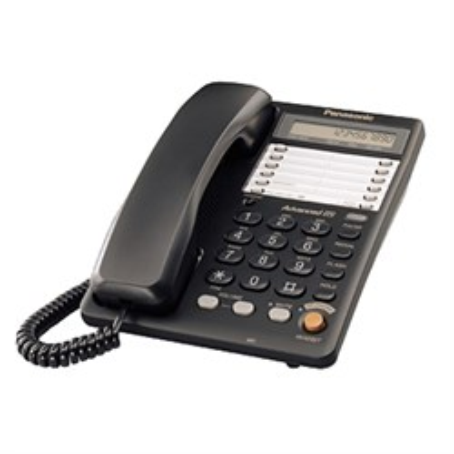 Телефон Panasonic KX-TS2365RUB (черный) - фото 7544