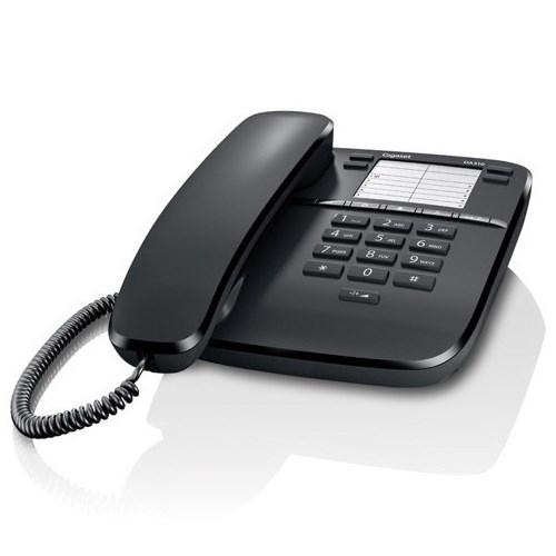 Телефон Gigaset DA310 (черный) - фото 7569