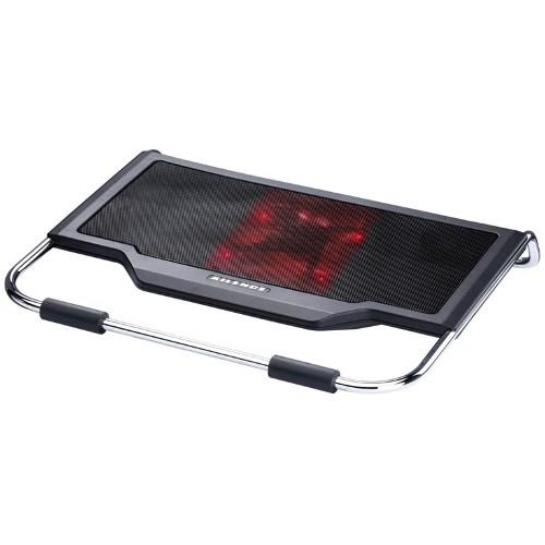 """Подставка (охлаждение) для ноутбука Xilence 15.4"""", черный, 120mm w/LED, USB (T17.B) - фото 7573"""