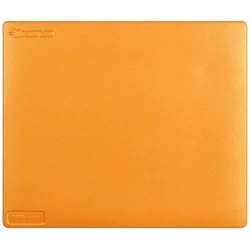 Коврик для мыши Nova FUN-pad, оранж. 230х195мм (N-VFUNPAD-ORA-02) - фото 8063