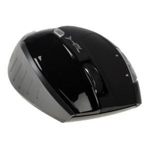 Мышь Jet.A OM-U17, Black, Optical, 800/1600dpi, USB - фото 8094