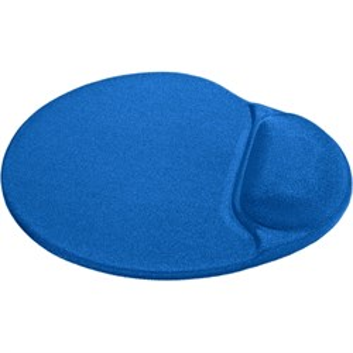 Коврик для мыши с гелевой подушкой Defender Easy Work синий, лайкра, 260х225х5мм (50916) - фото 8104