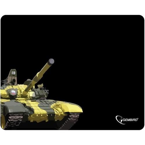 "Коврик для мыши Gembird MP-GAME10, рисунок- ""танк"", 250*200*3мм - фото 8132"