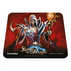 Коврик для мыши Steelseries QcK LE Runes of Magic 320x270x2мм (67225) - фото 8137