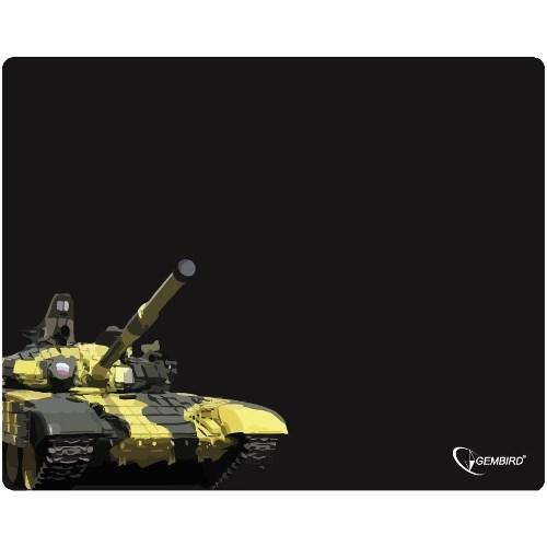 "Коврик для мыши Gembird MP-GAME13, рисунок- ""танк"", 437*350*3мм - фото 8158"