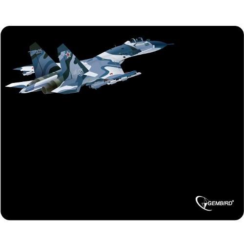 """Коврик для мыши Gembird MP-GAME8, рисунок- """"самолет"""", 250*200*3мм - фото 8160"""