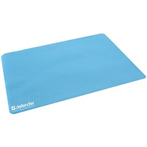 Коврик для мыши Defender Notebook microfiber, микрофибра+каучук, 300х225х1.2мм (50709) - фото 8172