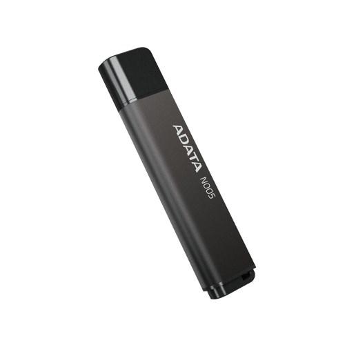 USB 3.0 Flash Drive 16GB ADATA Nobility N005, серый алюминий (AN005-16G-CGY) - фото 8623