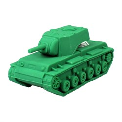 USB 2.0 Flash Drive 64GB Kingston DataTraveler TANK (World of Tanks) (DT-TANK/64GB) - фото 8634