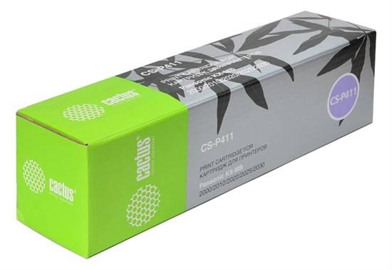 К-ж Panasonic KX-FAT411A для KX-MB2000/2010/2020/2030, Cactus (CS-P411) - фото 8655