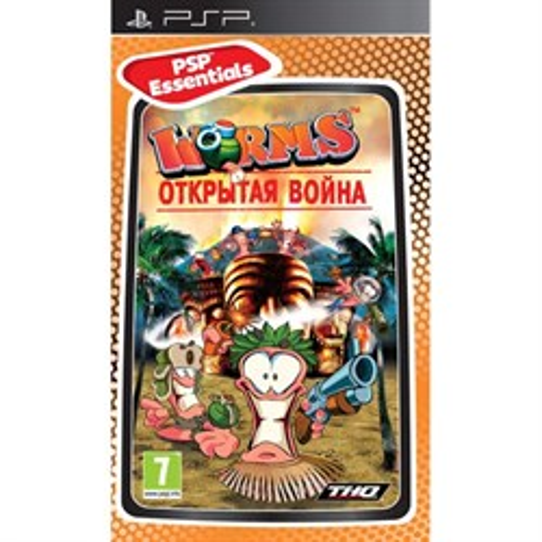 Worms. Открытая Война (PSP) - фото 8905