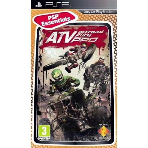 ATV Off Road Fury Pro (PSP) - фото 8915