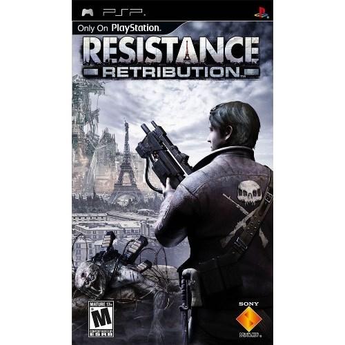 Resistance: Retribution (PSP) - фото 8922