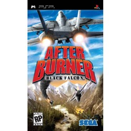 After Burner: Black Falcon (PSP) - фото 8929