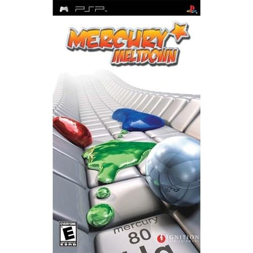 Mercury Meltdown (PSP) - фото 8935