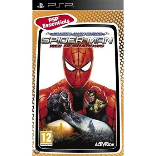 Spider-Man: Web of Shadows - Amazing Allies Edition (PSP) - фото 8936