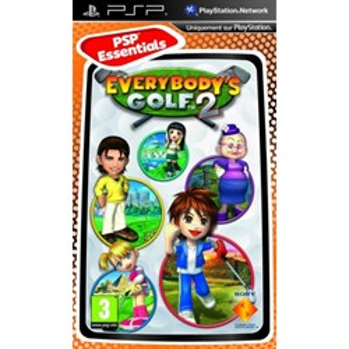 Everybody's Golf 2 (PSP) - фото 8945