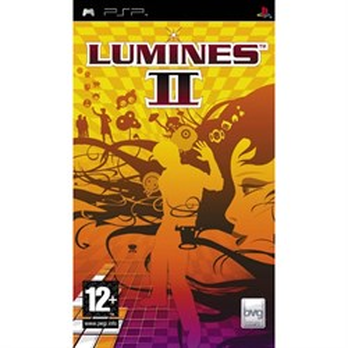 Lumines 2 (PSP) - фото 8962