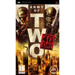 Army of Two The 40th Day (PSP) - фото 8963