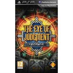 The Eye of Judgment - Legends (PSP) - фото 8966