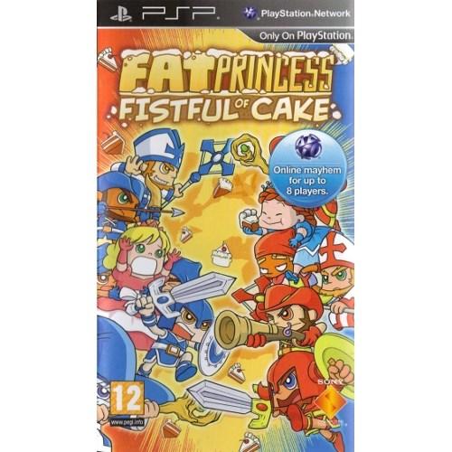 Fat Princess Fistful of Cake (PSP) - фото 8967