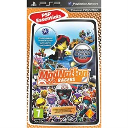 ModNationRacers (русская версия) (PSP) - фото 8972