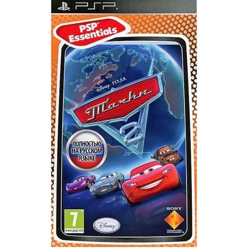Тачки 2 (русская версия) (PSP) - фото 8982