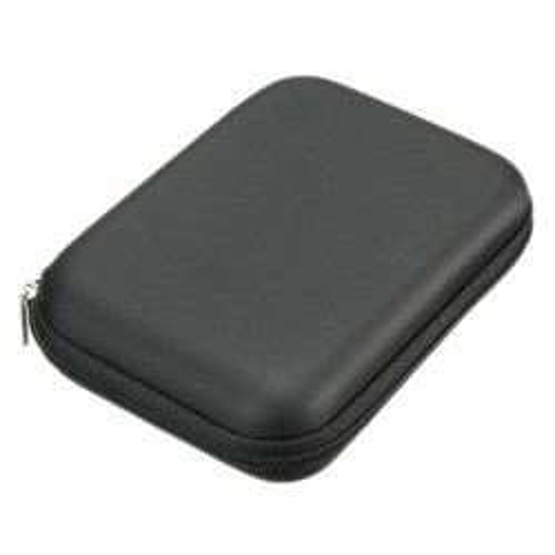 """Чехол для внешнего HDD 2.5"""" (EVA пластик, черный) (30534) - фото 9016"""
