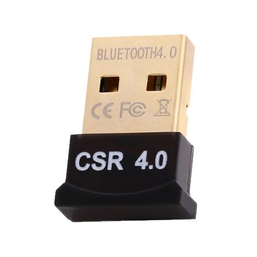Bluetooth USB адаптер CSR (стандарт Bluetooth 4.0, до 10м) - фото 9018