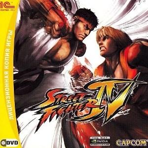 Street Fighter 4 DVD - фото 9162