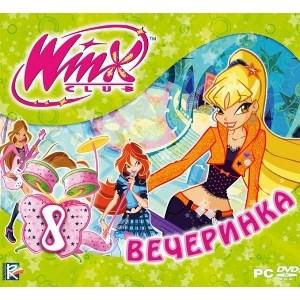 Winx Club 8. Вечеринка [PC, Jewel, русская версия] - фото 9324