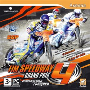 FIM Speedway Grand Prix 4. Прирожденные гонщики [PC, Jewel] - фото 9343