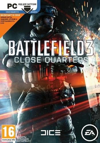 Battlefield 3 Close Quarters (код загрузки дополнения) [PC, русская версия] - фото 9354