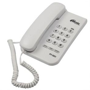Телефон Ritmix RT-320 белый