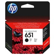 К-ж HP C2P10AE (HP651) Black для Deskjet Ink Advantage 5645, 5575 ориг.
