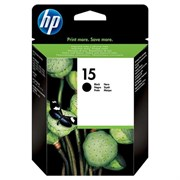 К-ж HP C6615D Black (DJ810/816/825/840/843/845/920/940) 25ml ориг.